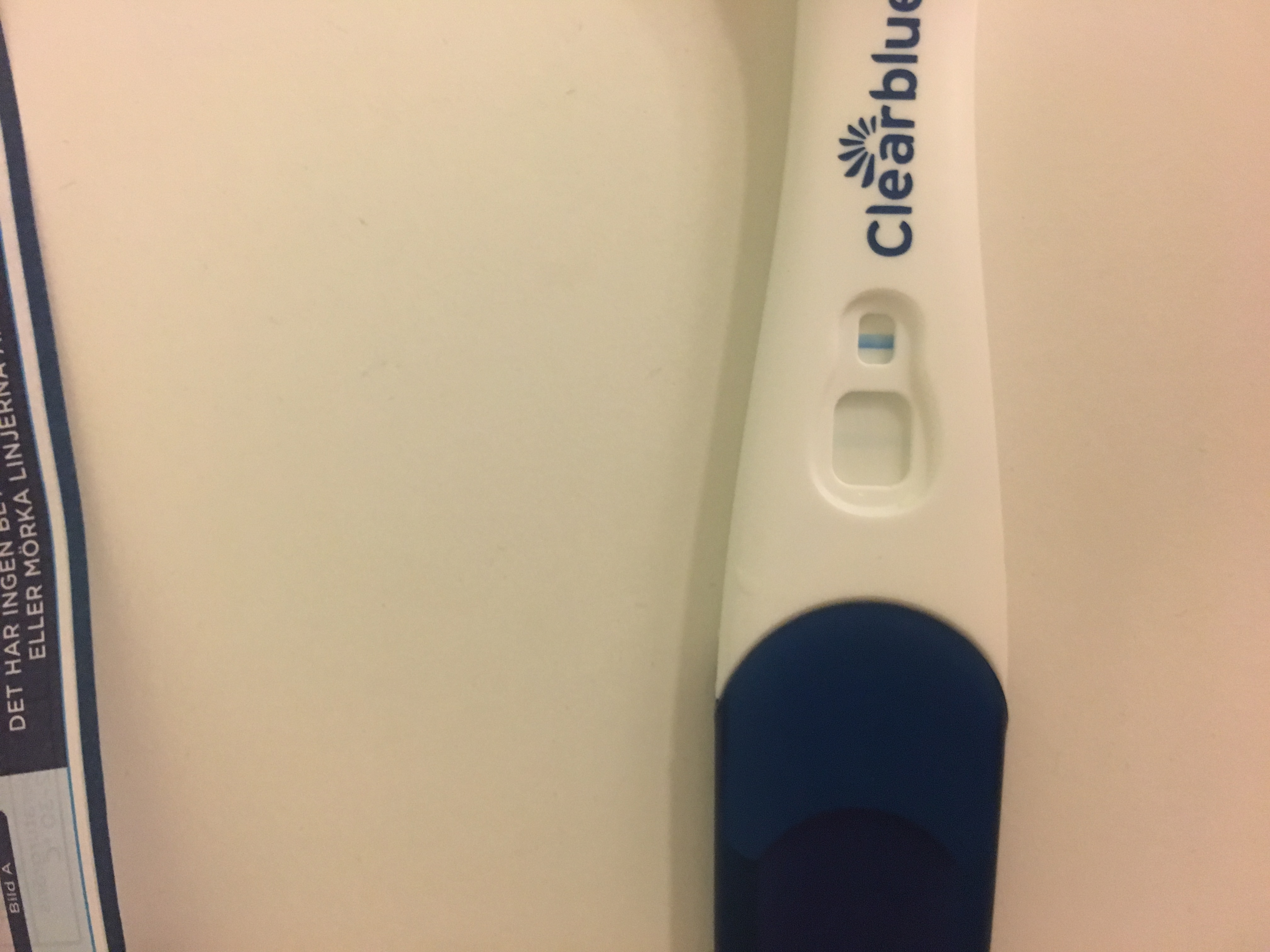 molvärk innan bim
