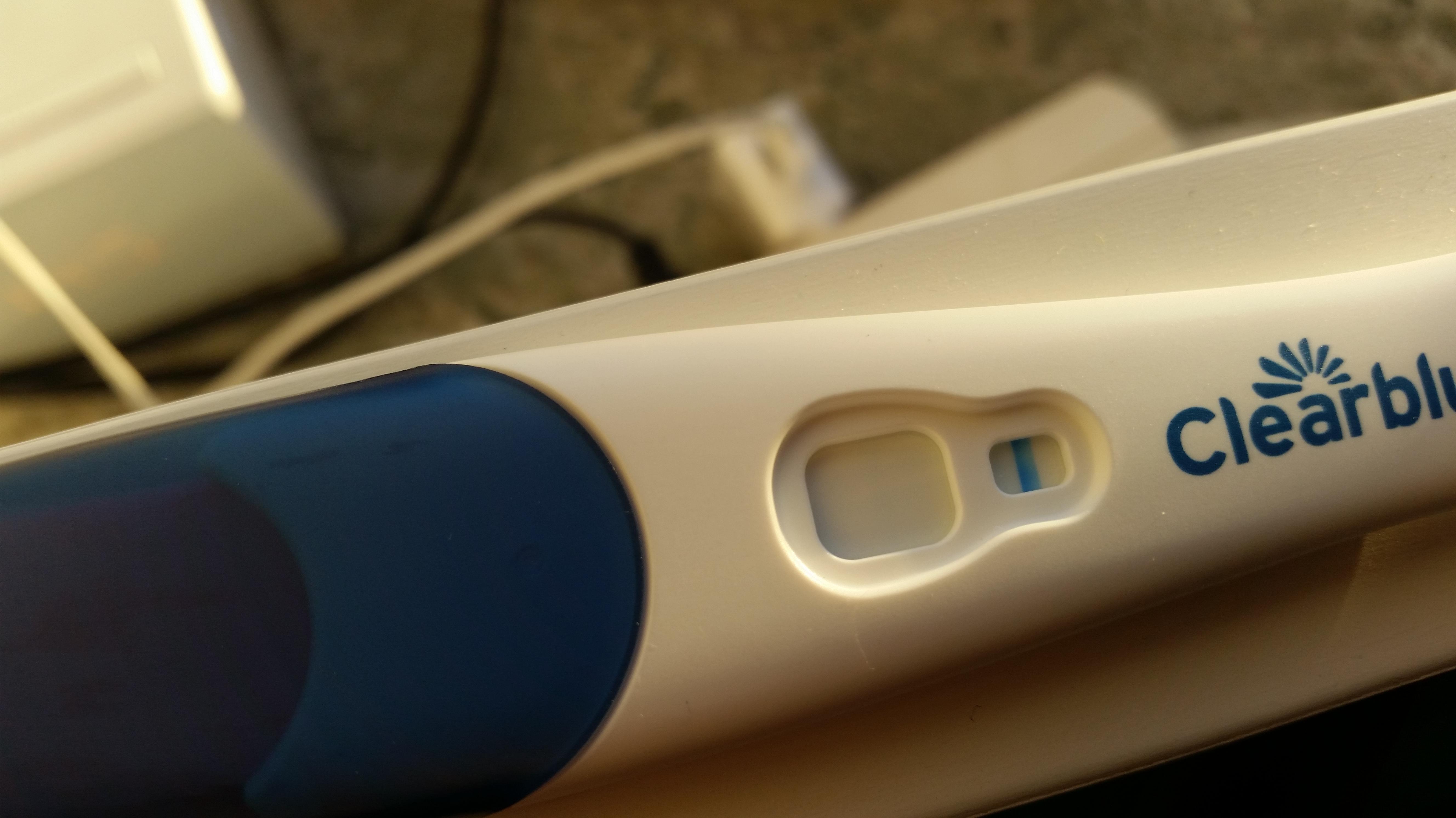 kvinna söker sex rfsu graviditetstest känslighet