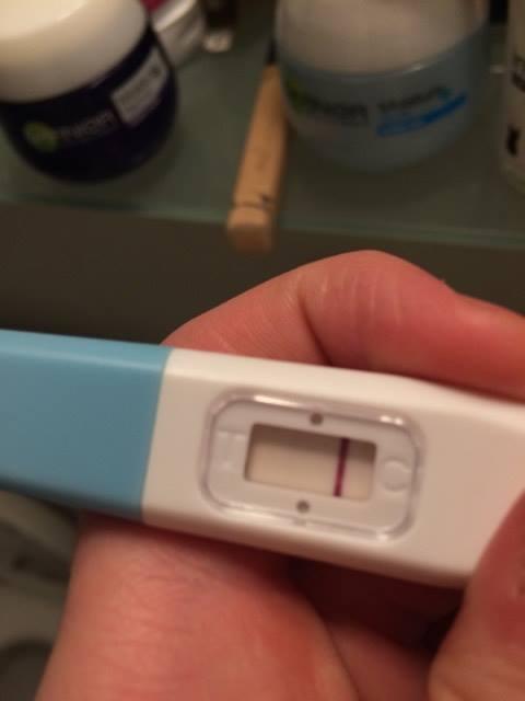 mens och graviditet