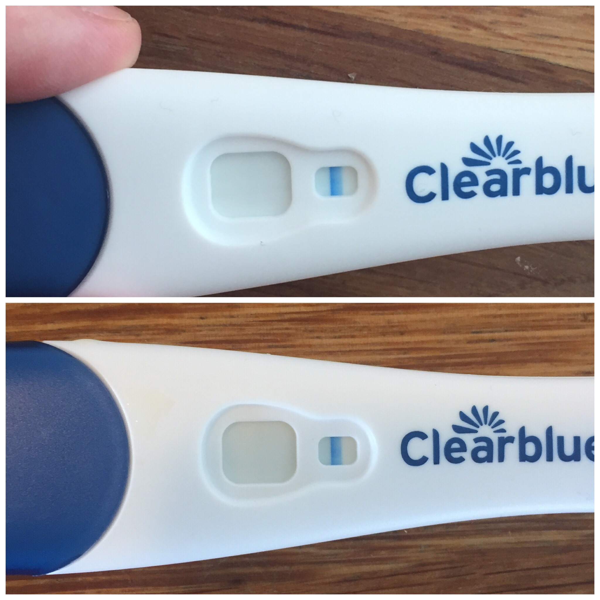 hur tidigt testa med clearblue digital